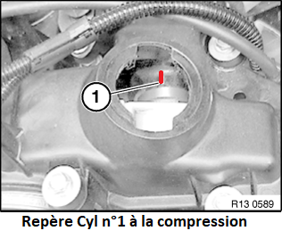 [ Bmw E46 320d M47 an 2000 ] Calage pompe injection 13_aac11