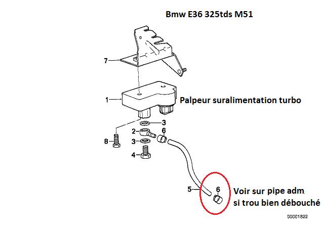 [ BMW E36 325 tds M51 an 1995 ] problème voyant injecteur 13_e3613