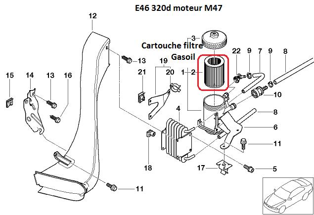 [ bmw E46 320d M47 an 2000 ] Problème démarrage  13_e4611