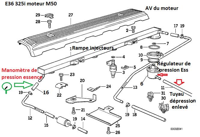 [ BMW E36 325i vanos an 1994 ] Ne démarre plus (Résolu ) 13_m5011