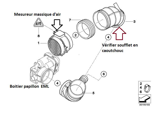 [ BMW Z4 3.0 i M54 an 2003 ] Accélérateur inactif  13_m5410