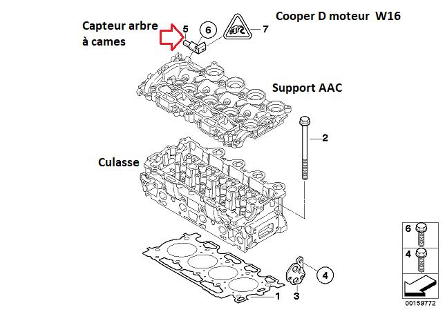 [ Mini Cooper D 110ch an 2008 ] Trous accélérations faible régime 13_min12