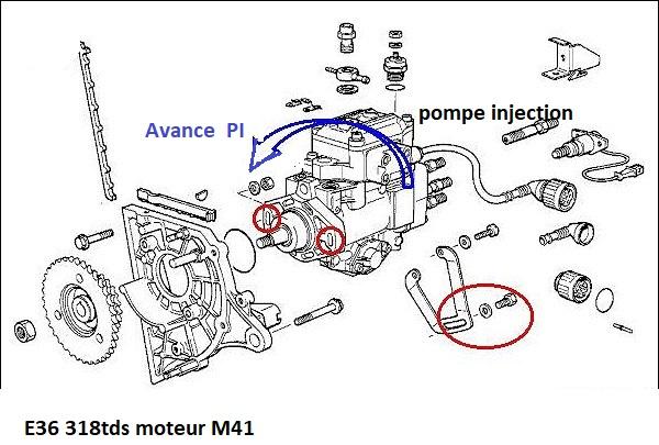 [ BMW E36 318 TDS M47 an 1996 ] Problème démarrage  13_pom25