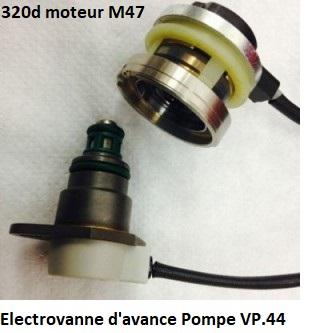 [ BMW e46 320D M47 an 1999 ] mauvaise combustion plus fumée bleu seulement au premier démarrage   13_pom26