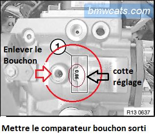 [ BMW e46 320d M47 an 2001 ] démarrage impossible APRÈS LE CHANGEMENT DU JOINT CULLASE (Résolu) 13_val12