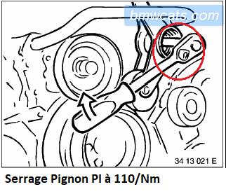 [ BMW e46 320d M47 an 2001 ] démarrage impossible APRÈS LE CHANGEMENT DU JOINT CULLASE (Résolu) 13_vp418