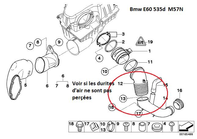 [ BMW E60 535d M57N an 2006 ] Panne et perte de puissance 13e60_10