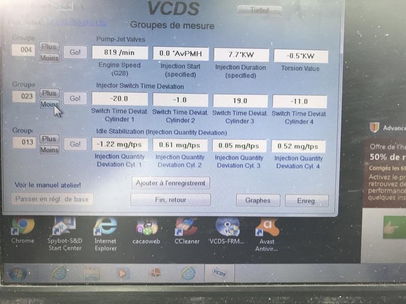 [ VW Golf V tdi 140 BKD DSG an 2007 ] Moteur coupe au ralenti - Page 3 15328511