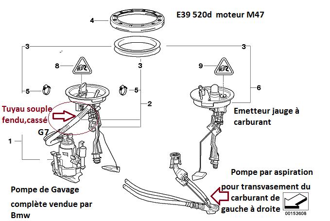 [ BMW E39 520d an 2001 ] ne démarre plus - Page 2 16_02012