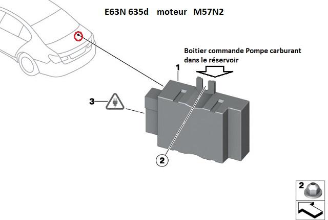[ BMW E63 635D M57N2 an 2008 ] cale en roulant puis redémarre après quelques minutes 16_boi10