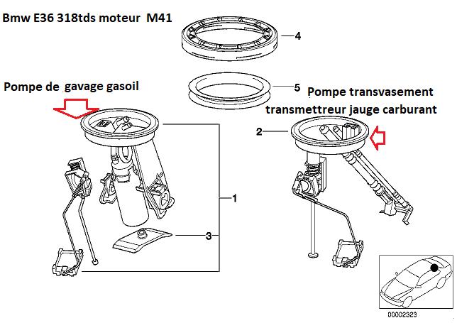 [ BMW E36 318tds M41 an 1998 ] ne démarre pas (Résolu) 16_e3613