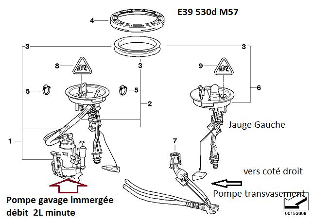 [ BMW E39 530d M57 an 2000 ] Pas de démarrage moteur + problème électrique (résolu) 16_e3911
