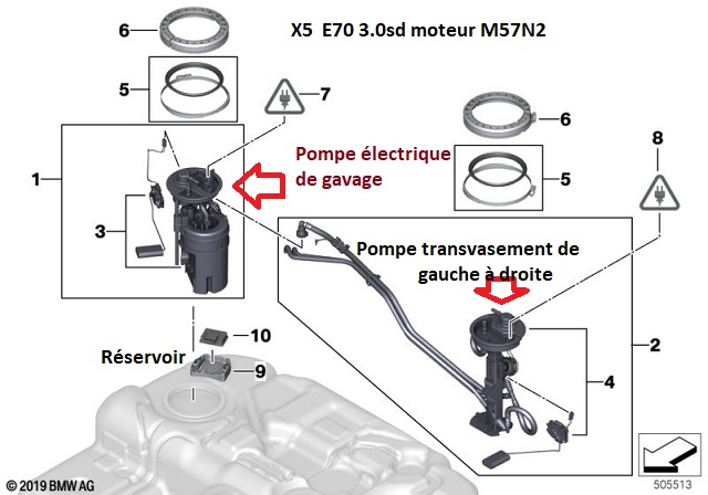 [ BMW E70 X5 3.0SD M57N2 an 2008 ] Ne démarre plus (résolu) 16_m7010
