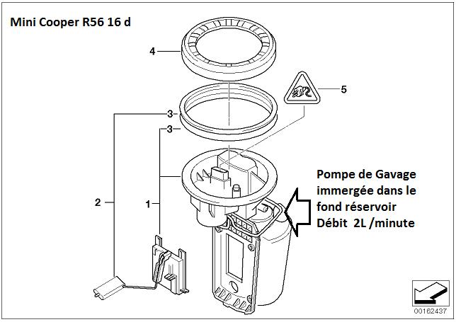 [ MINI Cooper 1.6 D Automatique an 2007 ] Arrêts moteurs aléatoires & Moteurs qui broute 16_min10