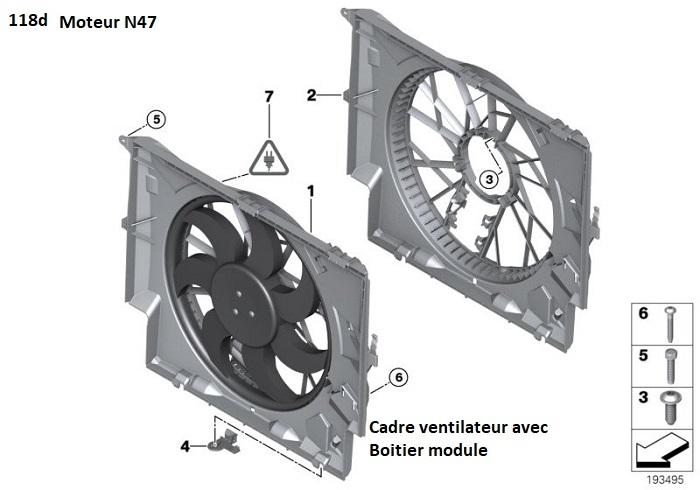 [ Bmw E87 118d N47 an 2008 ] Problème ventilateur moteur(Résolu) 17_03111