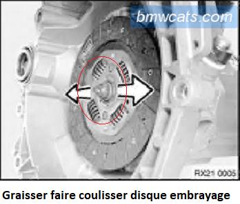 [ Mini R50 Cooper 1.6i 115 an 2003 ] Bruit intermittent embrayé, Embrayage ou boite ? 21_emb10