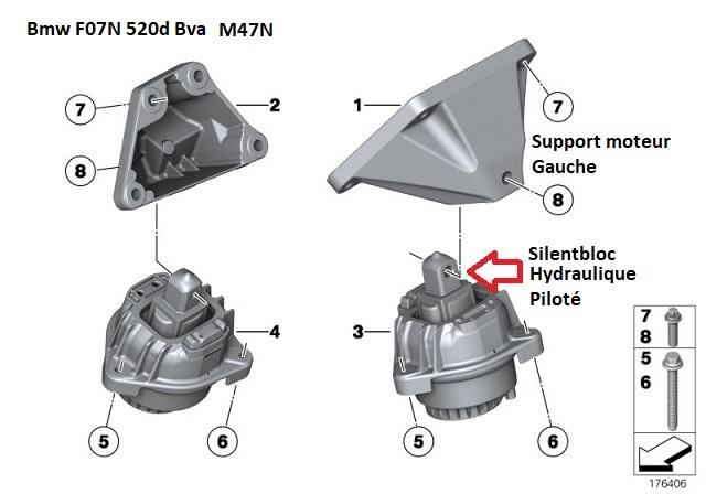 [ Bmw F07 520D Gt N47N an 2015 ] Problème de tremblement BVA en D 22_f0711