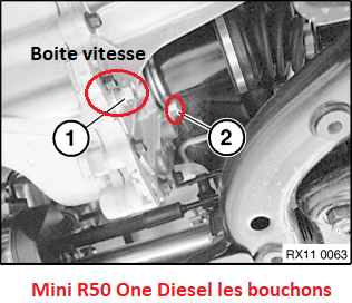 [ Mini R50 One D 1.4 88 CV an 06/ 2006 ] problème boite/embrayage. 23_min11