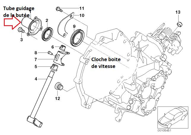 [ Mini R50 One D 1.4 88 CV an 06/ 2006 ] problème boite/embrayage. - Page 2 23_tub10