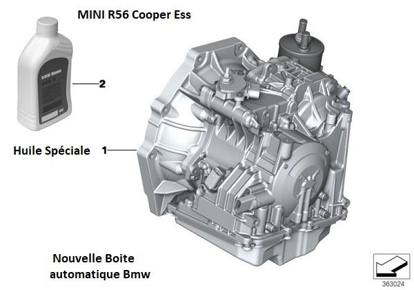 [ Mini cooper an 2005 ] Fuite carter BVA CVT 24_10510