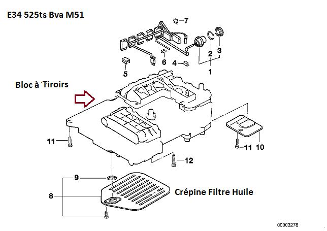[ BMW e34 525 tds Bva an 1992 ] Problème boite automatique 24_12810