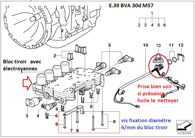 [ BMW E39 Bva 530d M57 an 1999 ] Problème de BVA 24_e3910