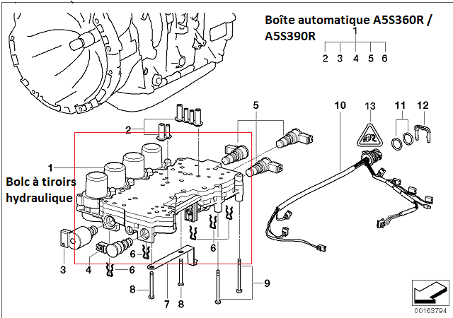 [ BMW E46 330d M57 an 2001 ] Accoup boite auto (Résolu ) 24_e4610