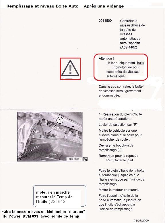 [ BMW e34 525 tds Bva an 1992 ] Problème boite automatique 24_rem15