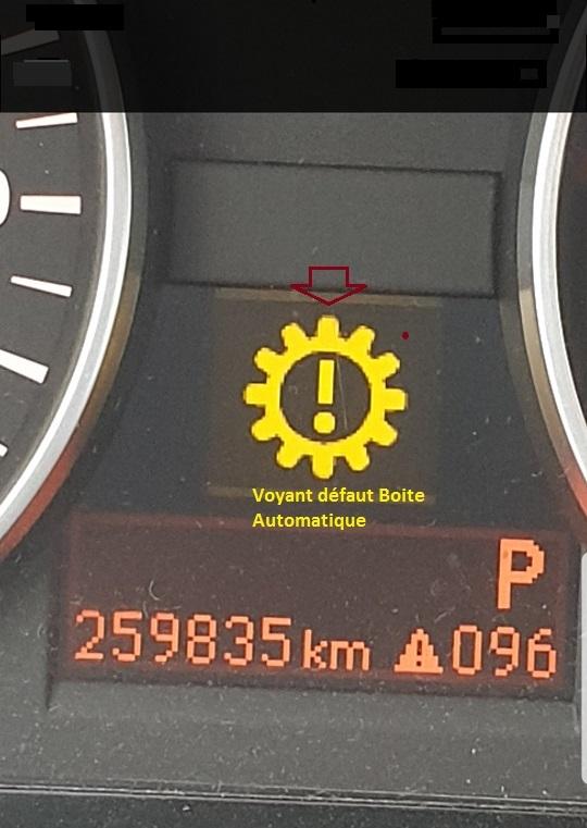 [ Bmw F07 535d GT x.drive an 2011 ] Boite auto en sécurité 24_scr10