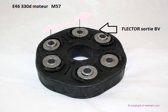 [ BMW e46 330ci cabrio an 2000 ] Tremblement direction insoluble.( Résolu) 26_e4611