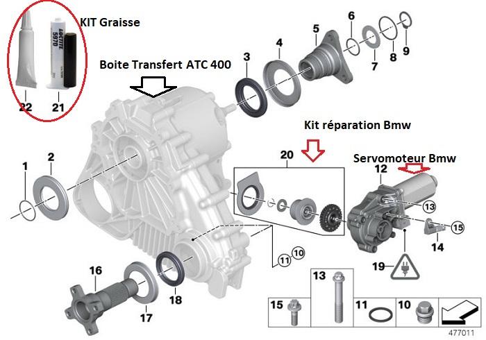 [ Bmw E83 X3 3.0d an 2008 ] voyant airbag, frein, 4x4 et ventilateur 27_00210
