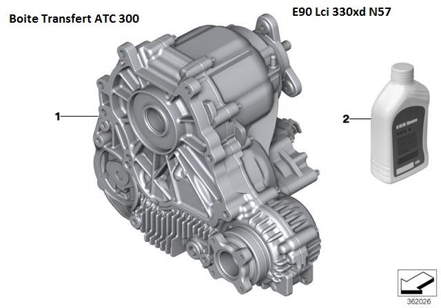 [ Bmw E90 LCI 330xd N57 an 2011 ] claquement au rétrogradage 27_boi12