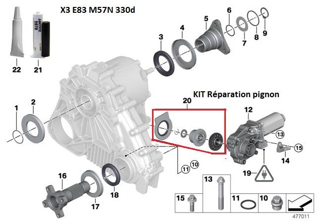 [résolu][BMW X3 E83N année 2009 3.0 SD] voyants 4x4 airbag et frein? 27_x3_11
