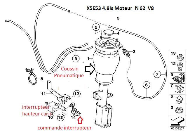 [résolu][ BMW E53 X5 4.8 is an 2005 ] Correcteur assiette HS (Résolu) 31_06911
