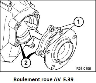 (Abandonné )[ BMW E39 525 tds an 2000 ] problème bruit de roulement ? 31_rou10