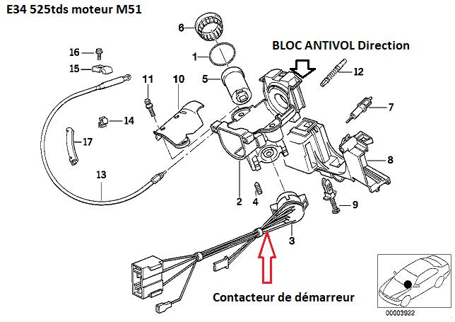 [ Bmw E34 525 tds M51 an 1995 ] Problème démarrage - Page 2 32_09010