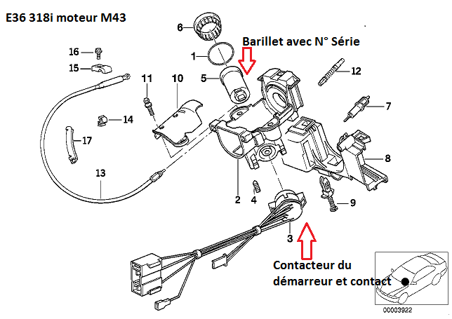 rappel - [ bmw e36 318i M43 an 1997 ] problème de démarrage (Résolu ) 32_bar10