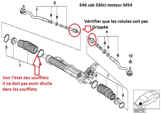 [ BMW e46 330ci cabrio an 2000 ] Tremblement direction insoluble.( Résolu) - Page 2 32_e4612