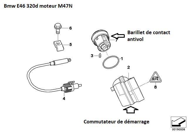 [ bmw E46 320d M47N an 2004 ] Problème de démarrage 32_e4616