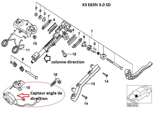 [résolu][BMW X3 E83N année 2009 3.0 SD] voyants 4x4 airbag et frein? 32_xe_10
