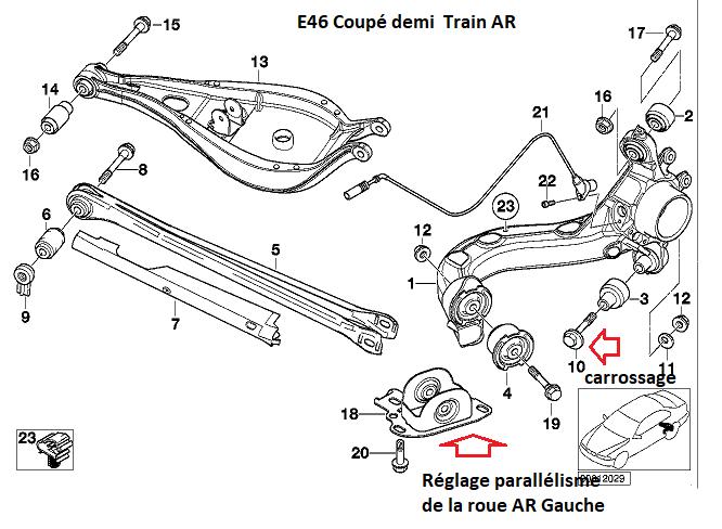 [ bmw e46 330ci an 2006 ] Problème direction buté  33_e4612