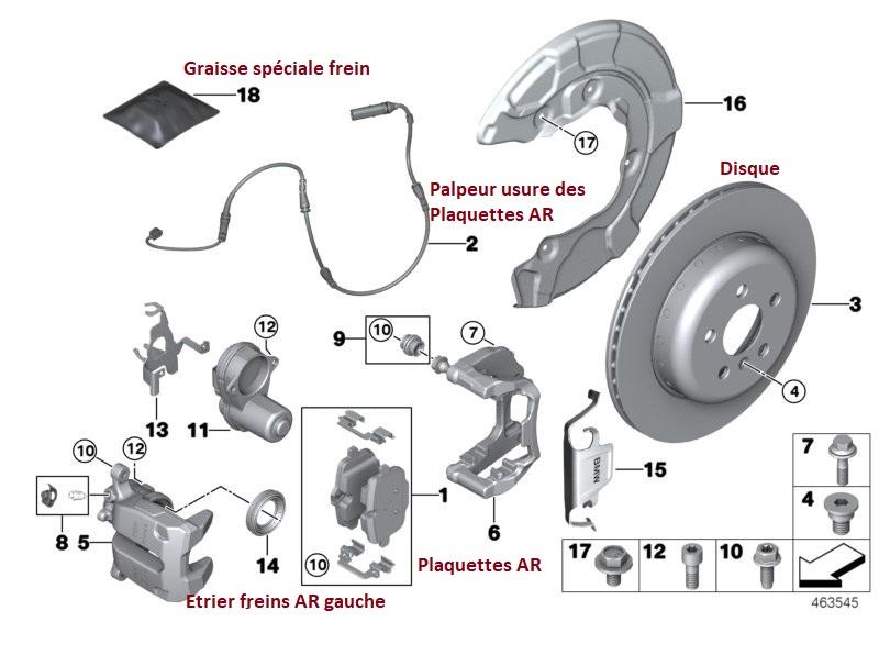 [ BMW G31 540D an 2018 ] changer les plaquettes de freins arrière (Résolu) 34_24410