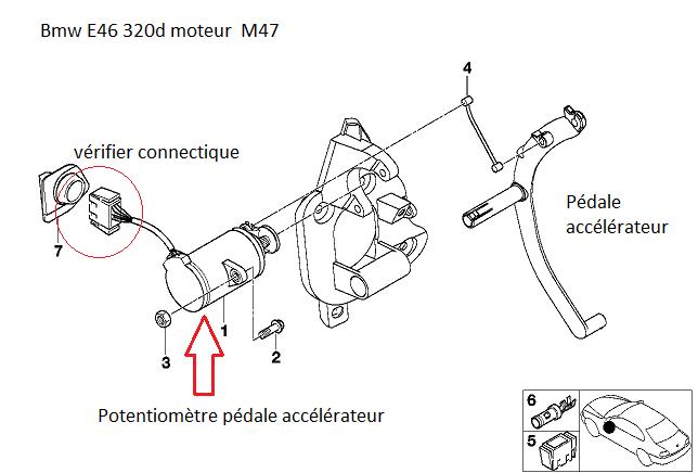[ BMW 320 d e46 136cv année 2000 ] Problème d'accélération 35_e4610