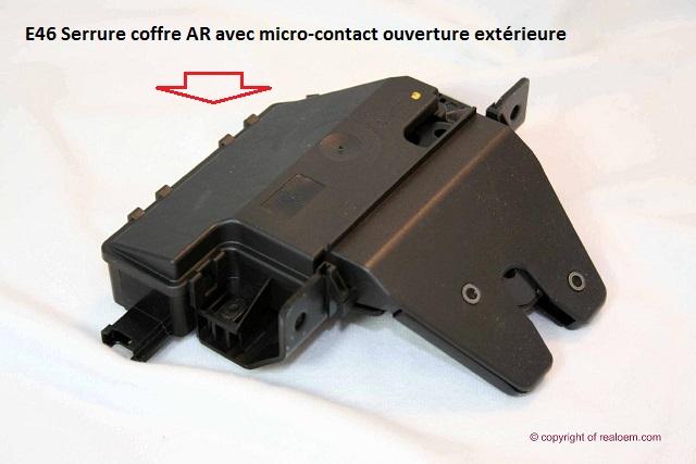 [ Bmw e46 320i M54 an 2002  ] Problème son autoradio et centralisation (résolu) 41_e4611
