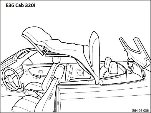[ BMW e36 320i cabriolet an 1997 ] Problème de coffre de capote 54_e3610