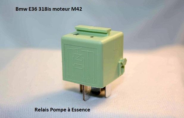 [ Bmw e36 318is m42b18 an 1993 ] coupure moteur en roulant  61368310