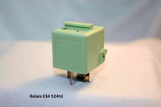 [ Bmw e34 524td an 1982 ] Problème électrique 61368311