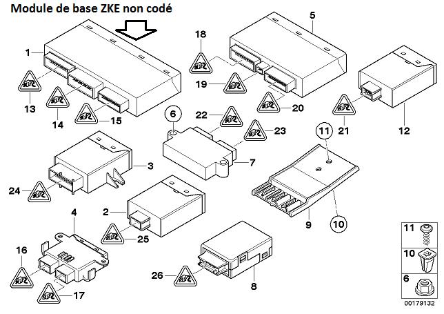[ BMW e46 Touring 330D an 2002 ] problème de ventilateur chauffage et alarme 61_e4612
