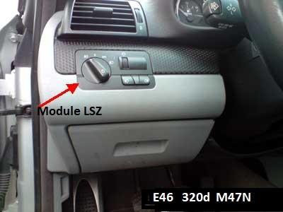 [ Bmw E46 320d M47 an 2003 ] Feu de position arr droit allumé en permanence 61_lsz13
