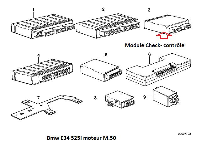 [ Bmw e34 525i an 1990 ] problème clignotant et phares (Résolu) 61_mod10